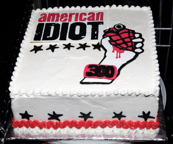 Photo Coverage: AMERICAN IDIOT Celebrates 300 Shows!