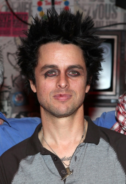 Billy Joe Armstrong Photo