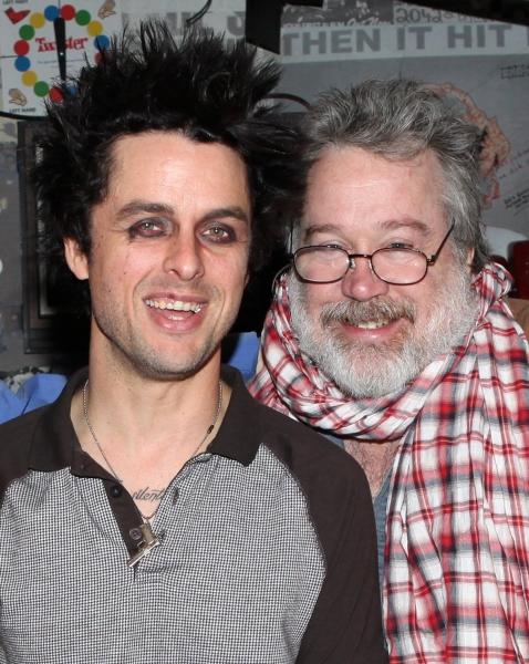 Billy Joe Armstrong & producer Tom Hulce