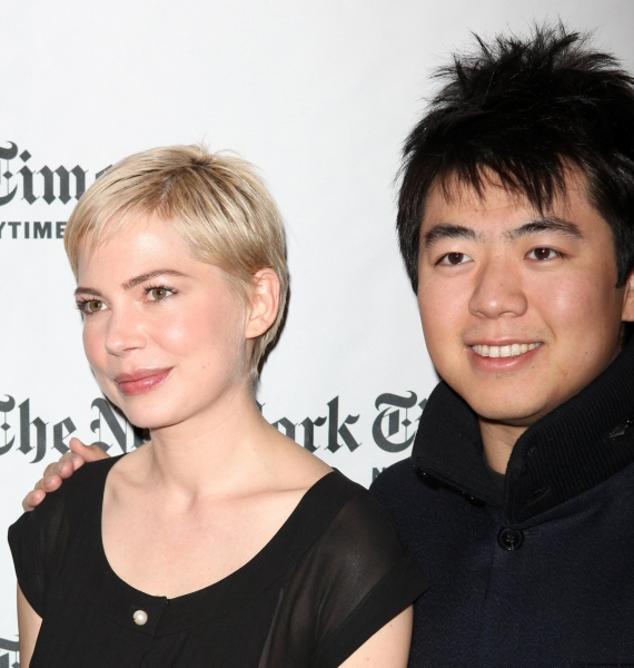 Michelle Williams & Lang Lang
