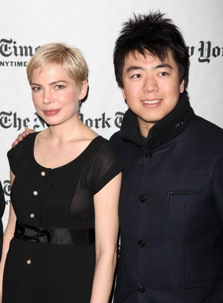 Michelle Williams & Lang Lang Photo