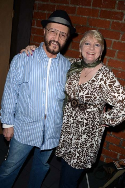 Bob Schoonover and Alison Arngrim