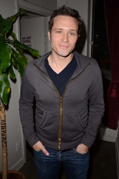 Seamus Dever at DADDY Opens in L.A.'s Hudson Theater