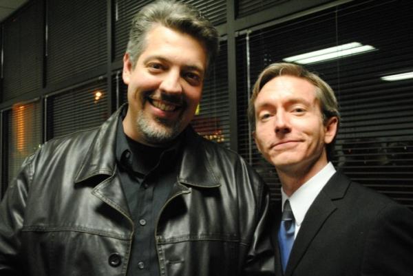 Chris Bosen and Nate Eppler