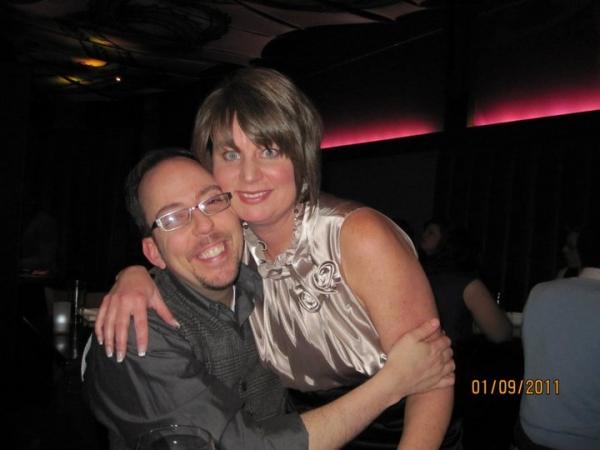 Jason Ross and Lisa Garner Harrison