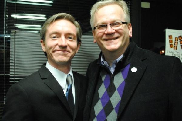 Nate Eppler and Jeffrey Ellis