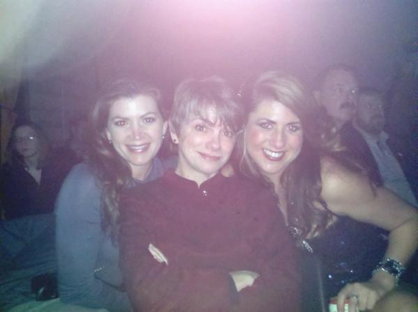 Shannon McMinn Hoppe, Denice Hicks and Lauren Atkins