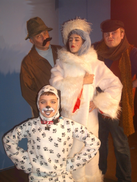 Photo Flash: Way Off Broadway Presents 101 DALMATIANS