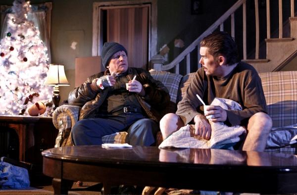 Gordon Clapp and Ethan Hawke