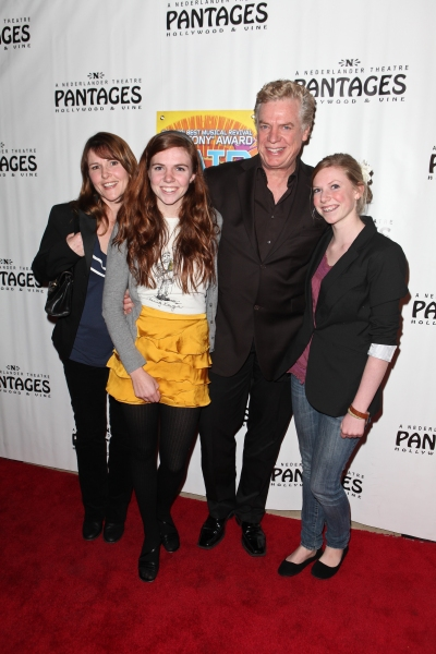 Christopher McDonald and Family at Vereen, Ferguson & More Attend HAIR! Opening In LA