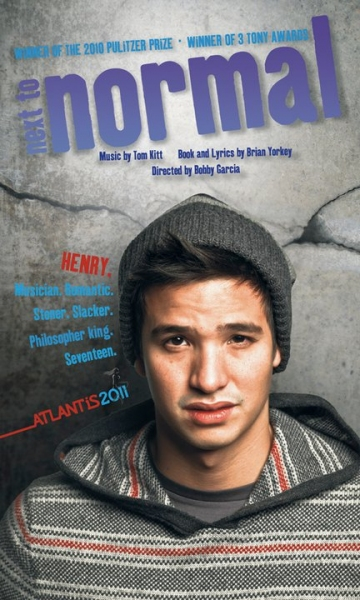 Manila: Markki Stroem Makes Stage Debut In NEXT TO NORMAL, 3/11-27