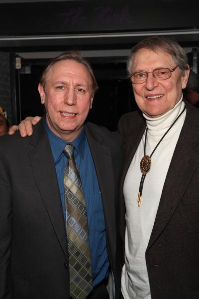 Rick Crom and John Cullem