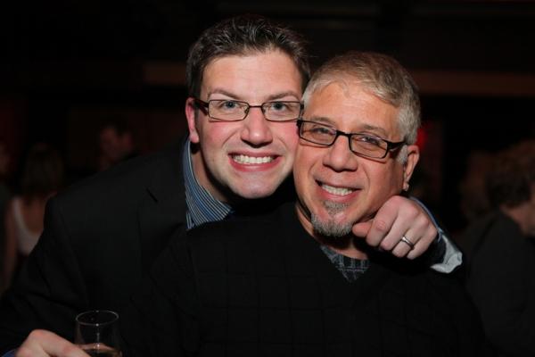 Tom D'Angora and Adam Weinstock Photo