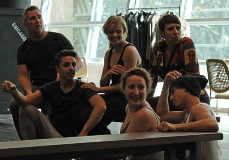Photo Flash: In Rehearsal with DOCTOR ZHIVAGO in Sydney
