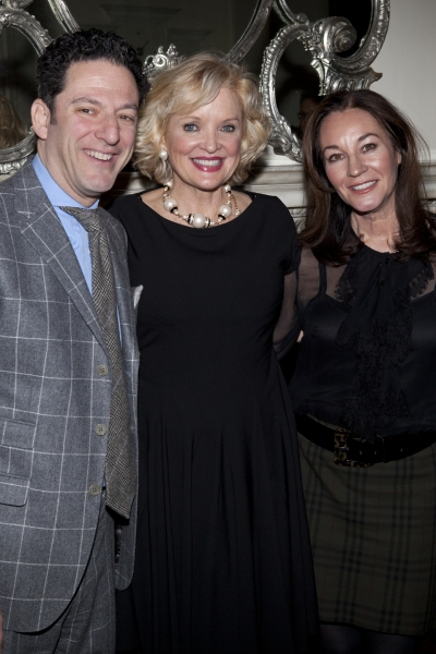 Photo Coverage: Stars Celebrate Christine Ebersole at the Carlyle