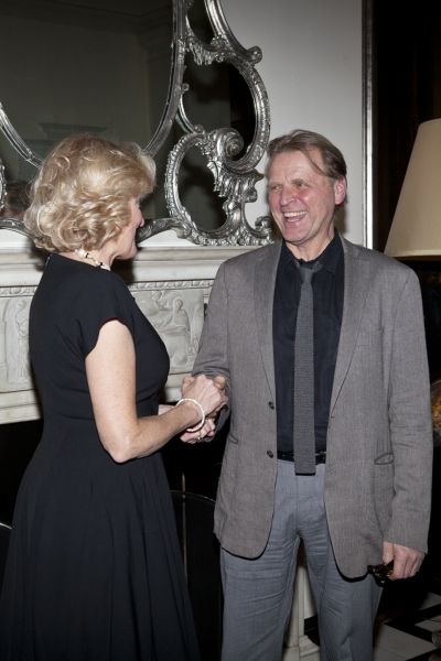 Christine Ebersole and David Rasche at Stars Celebrate Christine Ebersole at the Carlyle