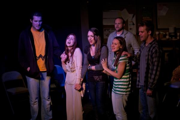 Evan Wall, Caroline Sharp, Melissa Collins, Brooke Baldwin, Issac Wade, Michael Hanson
