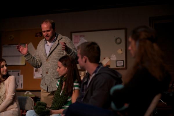 Photo Flash: GROUP: A MUSICAL Premieres at the LA Theatre Ensemble