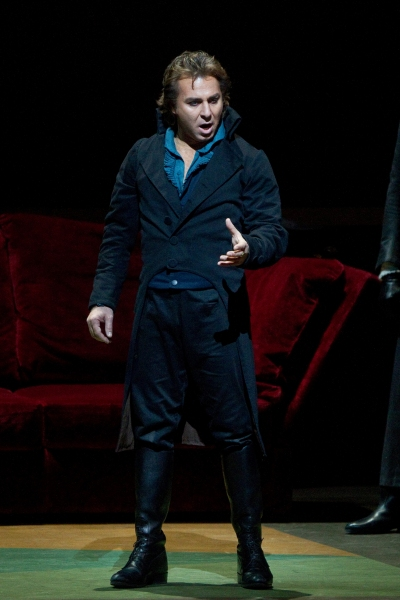Roberto Alagna at TOSCA at the Metropolitan Opera