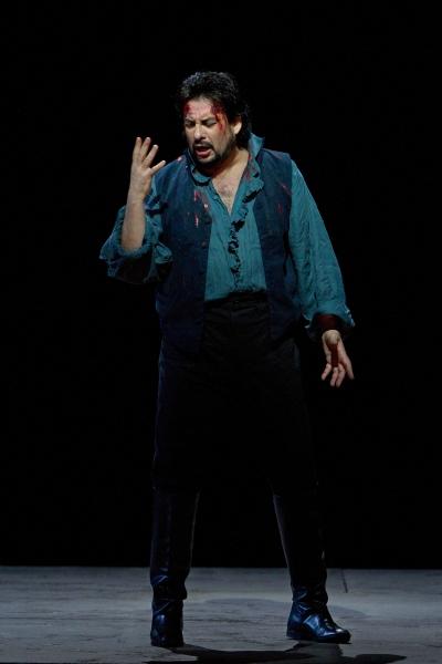 Photo Flash: TOSCA at the Metropolitan Opera