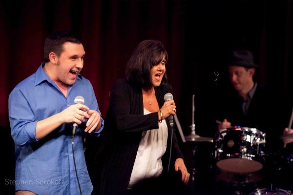 Photo Flash: Klea Blackhurst and Jim Caruso's Cast Party at Birdland