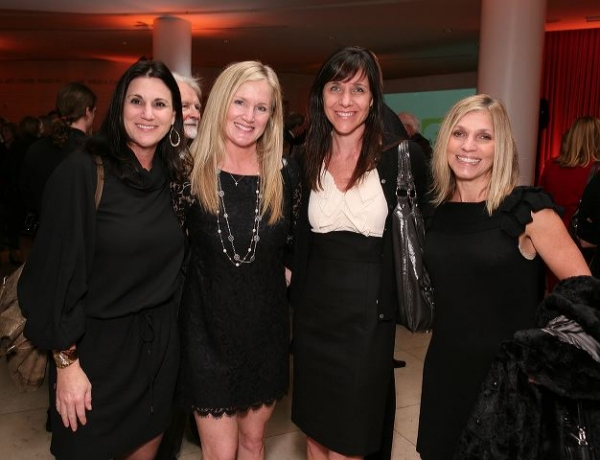 Teri Pitchess, Jennifer Blanchfield, Annette Gonzalez and Teri Cullen