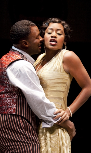 James T. Alfred and Lerea Carter at Guthrie Announces Cast For MA RAINEY'S BLACK BOTTOM