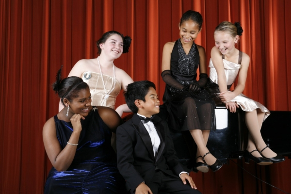 Simone Moore, Tessa Nesbet, Micah Manongdo, Yosephina Peters, Angie Pohl Photo