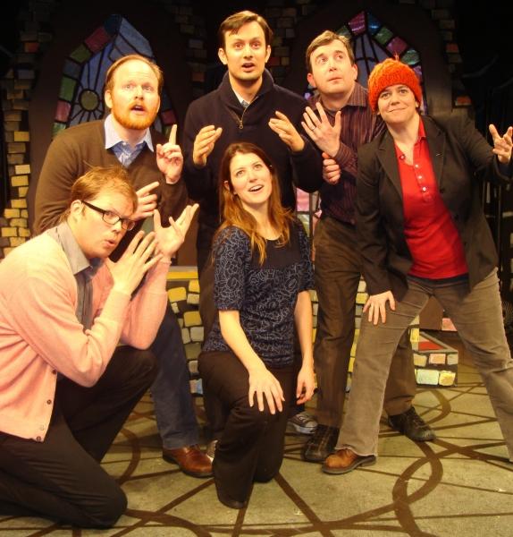 Photo Flash: SoHo Playhouse's BABY WANTS CANDY