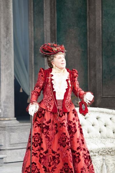 Brian Bedford at THE IMPORTANCE OF BEING EARNEST Opens on Broadway