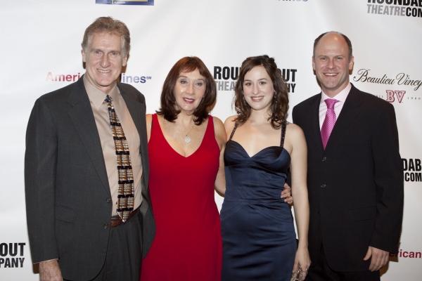 Paul O'Brien, Sandra Shipley, Amanda Leigh Cobb and Sean Arbuckle