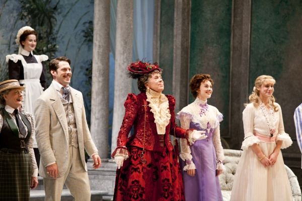 Photo Coverage: THE IMPORTANCE OF BEING EARNEST Opens on Broadway