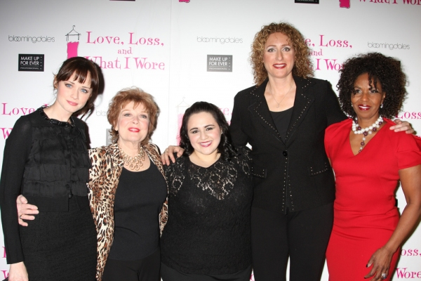 Alexis Bledel, Anita Gillette, Nikki Blonsky, Judy Gold and Pauletta Washington