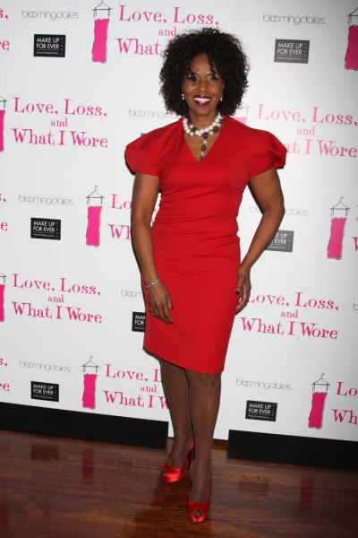 Pauletta Washington at LOVE, LOSS Welcomes Blonsky, Bledel et al. & Celebrates 500 Performances Off-Broadway