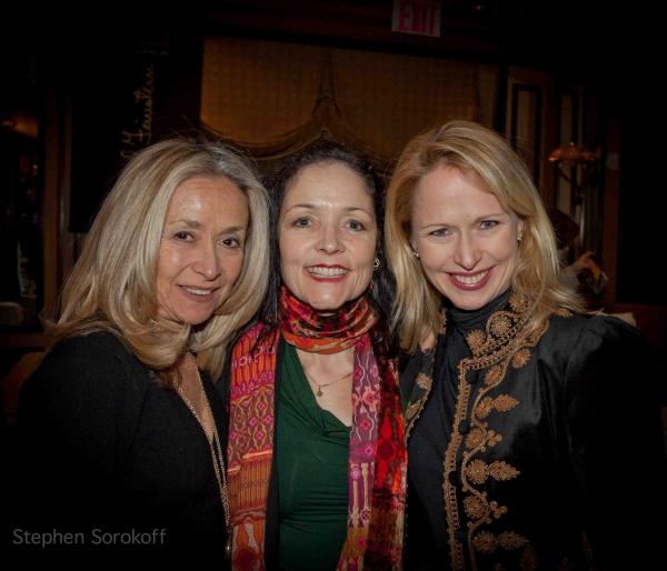 Eda Sorokoff, Christine Reisner, Karin Oberlin