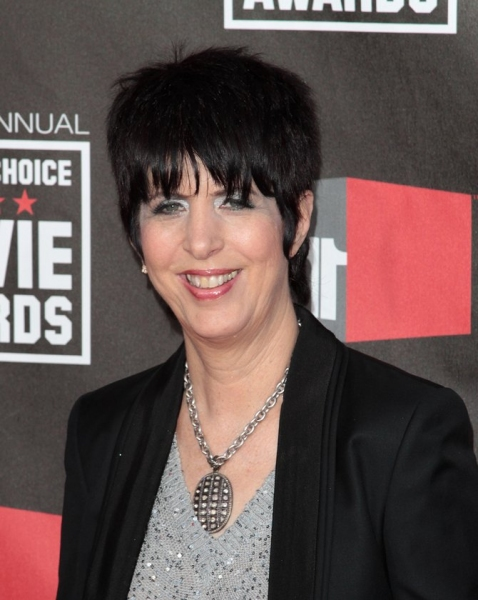 Diane Warren at The 16th Annual Critics Choice Awards