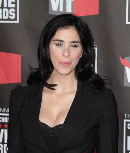Sarah Silverman at The 16th Annual Critics Choice Awards