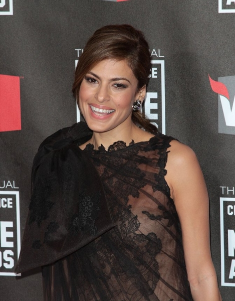 Eva Mendes at The 16th Annual Critics Choice Awards