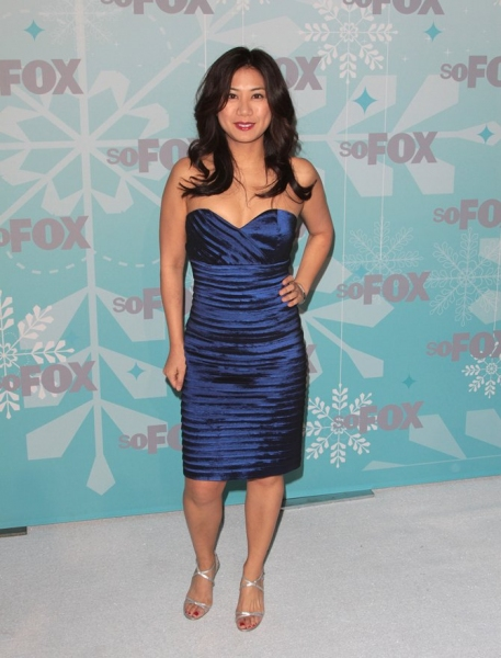 Liza Lapira in attendance; The Fox All-Star Party held at Villa Sorriso in Pasadena, California on January 10th, 2011.  ï�¿½ RD / Orchon / Retna Digital