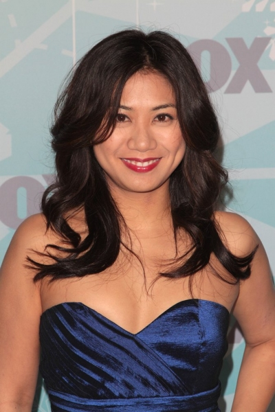 Liza Lapira in attendance; The Fox All-Star Party held at Villa Sorriso in Pasadena, California on January 10th, 2011.  ï�¿½ RD / Orchon / Retna Digital at GLEE Cast at Fox All Star Party!
