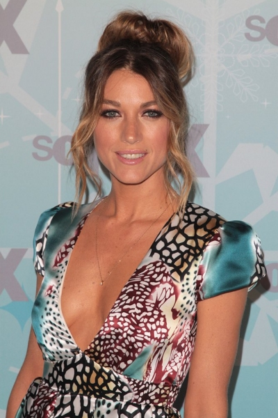 Natalie Zea in attendance; The Fox All-Star Party held at Villa Sorriso in Pasadena, California on January 10th, 2011.  ï�¿½ RD / Orchon / Retna Digital