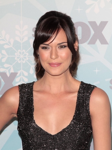 Odette Yustman in attendance; The Fox All-Star Party held at Villa Sorriso in Pasadena, California on January 10th, 2011.  � RD / Orchon / Retna Digital