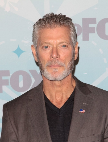 Stephen Lang at GLEE Cast at Fox All Star Party!