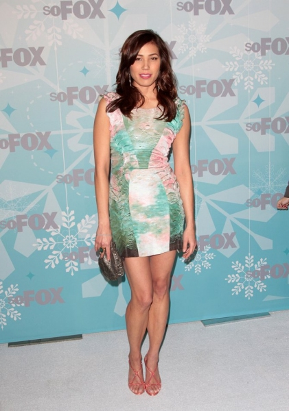 Michaela Conlin in attendance; The Fox All-Star Party held at Villa Sorriso in Pasadena, California on January 10th, 2011.  ï�¿½ RD / Orchon / Retna Digital
