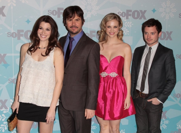Dorian Brown, Jason Gann, Fiona Gubelmann, Elijah Wood
