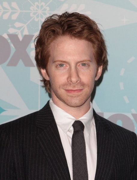 Seth Green at GLEE Cast at Fox All Star Party!
