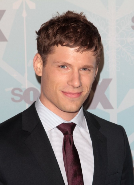 Matt Lauria at GLEE Cast at Fox All Star Party!