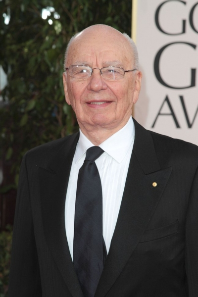 Rupert Murdoch pictured at the 68th Annual Golden Globe Awards held at The Beverly Hilton hotel in Beverly Hills, California on January 16, 2011.  ï�¿½ RD / Orchon / Retna Digital. *** Local Caption ***