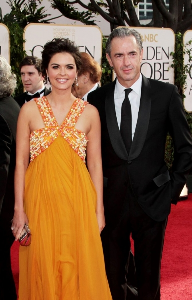 Katie Lee pictured at the 68th Annual Golden Globe Awards held at The Beverly Hilton hotel in Beverly Hills, California on January 16, 2011.  �¿� RD / Orchon / Retna Digital.