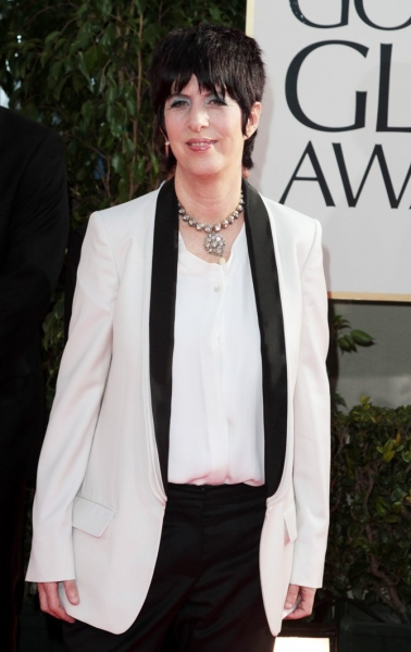 Diane Warren pictured at the 68th Annual Golden Globe Awards held at The Beverly Hilton hotel in Beverly Hills, California on January 16, 2011. � RD / Orchon / Retna Digital.
